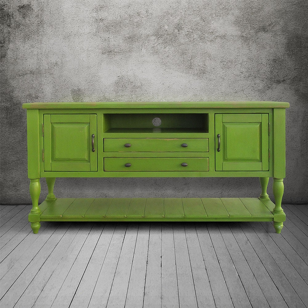 Console Table Sideboard Media Console Reclaimed Wood Etsy