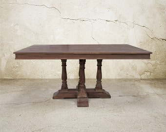 Dining Table, Kitchen Table, Reclaimed Wood, Table, Handmade