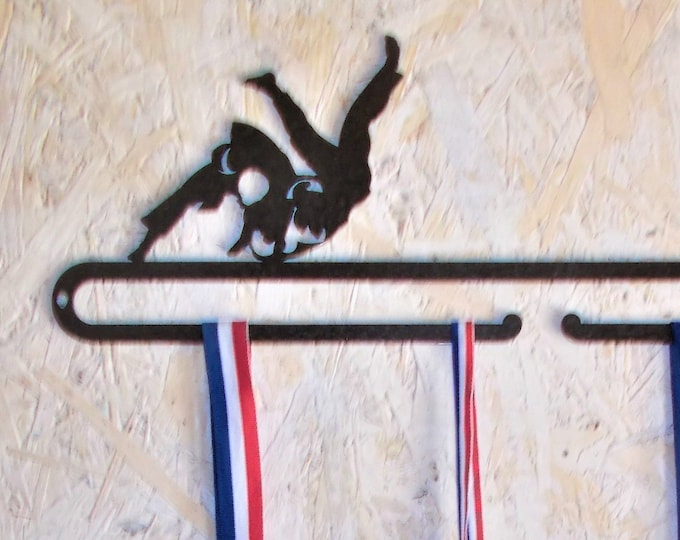 Hanging Medal on the judo system
