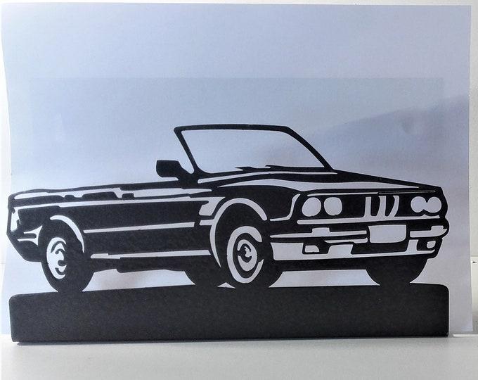 Document BMW E30 CAB key hook holder