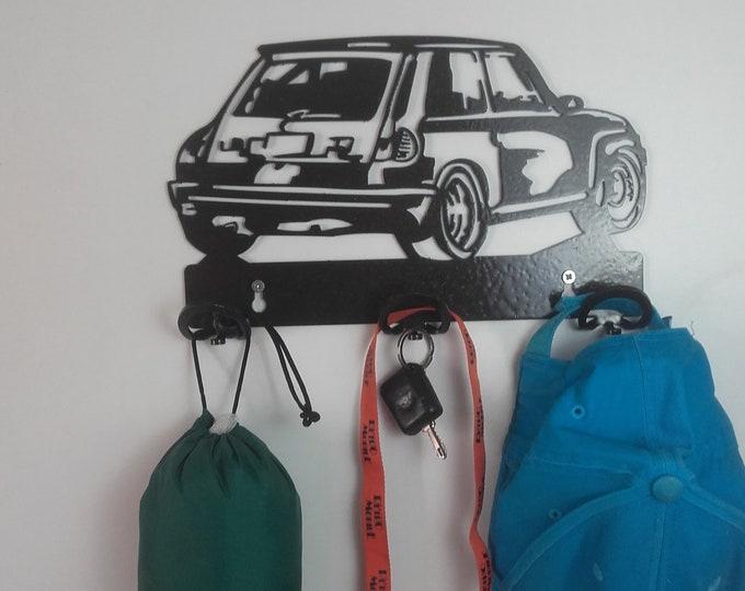 Renault 5 Turbo coat rack