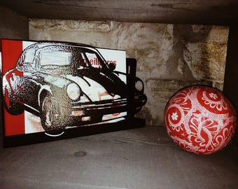 decoration plaque enseigne en metal renault r5 turbo etsy. Black Bedroom Furniture Sets. Home Design Ideas