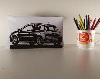 Document holder hangs key RENAULT CLIO RS 3