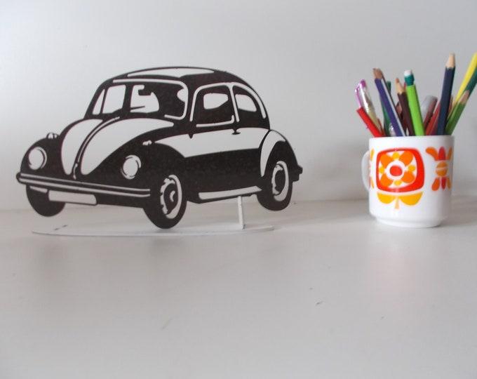 VW COX metal sign decorative plaque