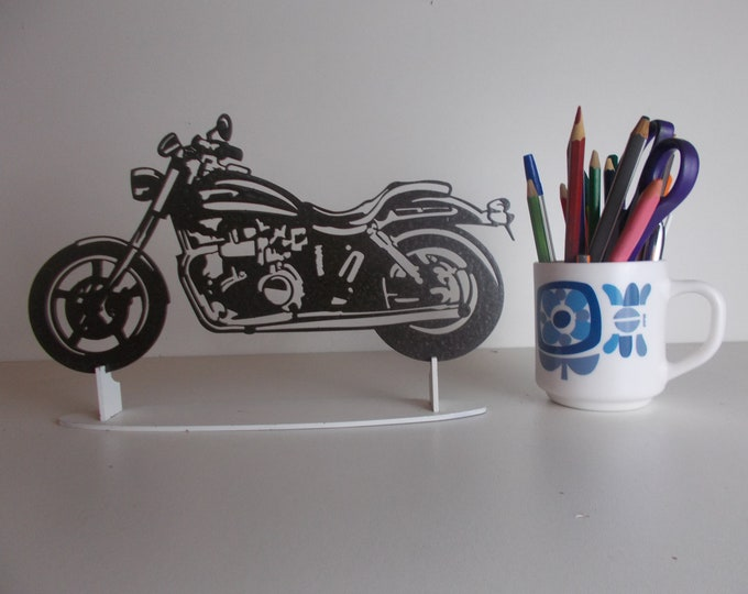 MOTORCYCLE TRIUMPH SPEEDMASTER metal sign decorative plaque