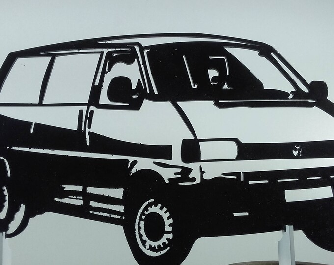 plate teaches combi vw t4 steel hammered effect paint finish