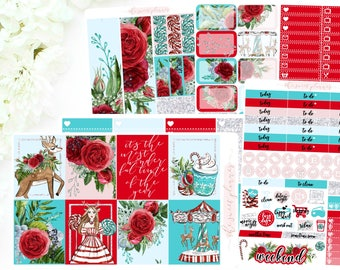 PRETTY PEPPERMINT | 6 Page Sticker Kit | PREORDER | ECLPVertical