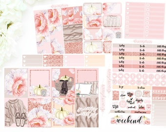 GIRLY FALL | 6 Page Sticker Kit | PREORDER | ECLPVertical