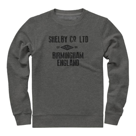 By Order of the Peaky BlindersSWEATSHIRT Shelby Brothers TV Show Fan Clothing