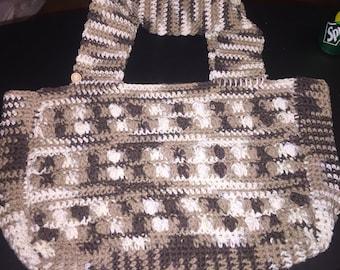 Crochet Purse/Tote