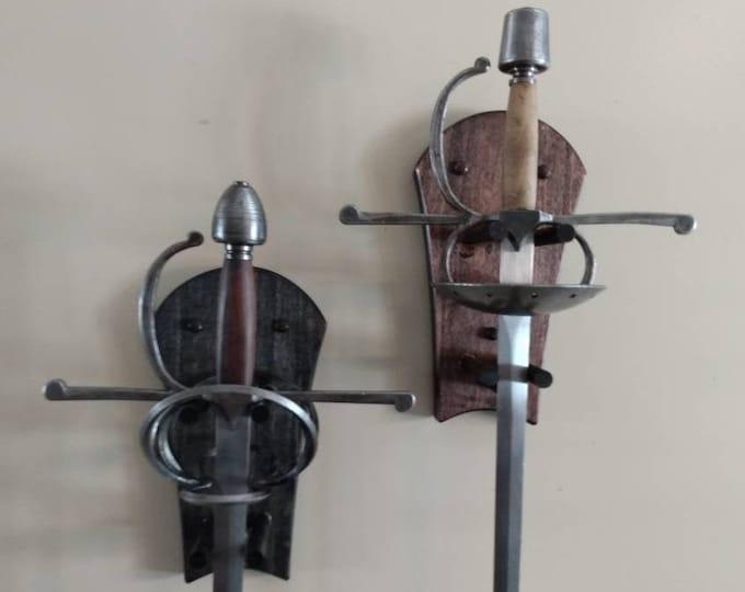 Rapier Specific Vertical Sword Display