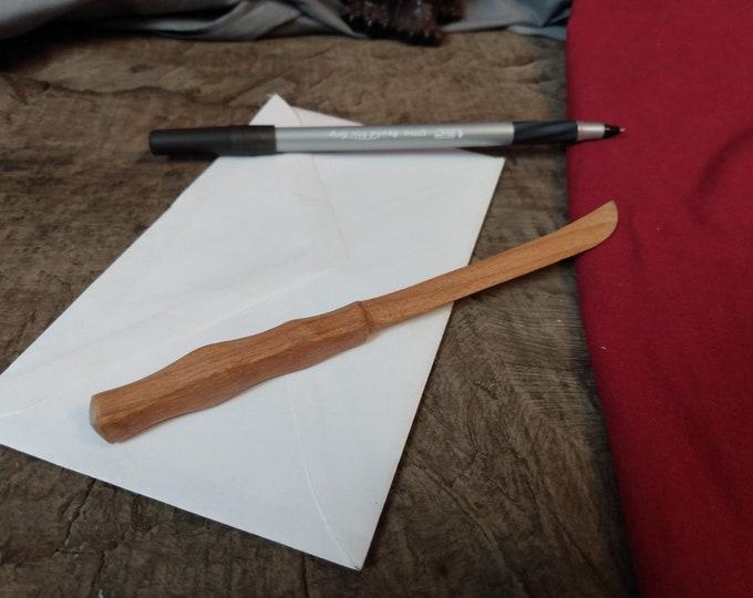 Maple Letter Opener #26