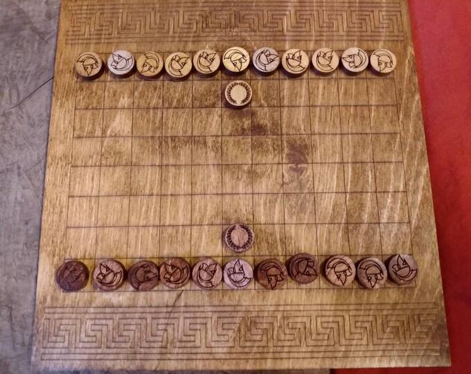 Ludus Latrunculorum Board Game (NEW OPTIONS AVAILABLE!)