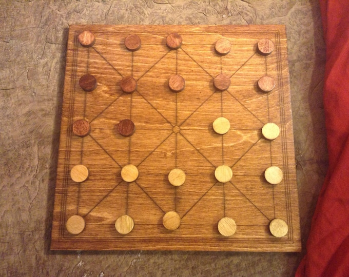 Alquerque Board Game