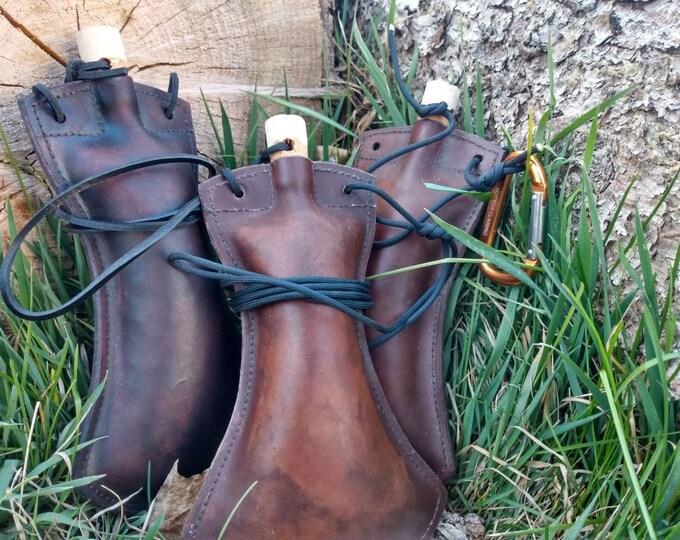 Leather Water Skin 500 milliliter