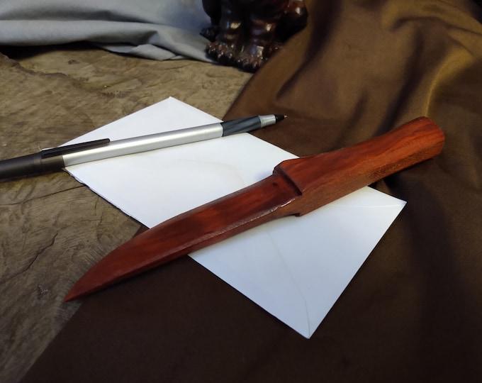 Redheart Wood Letter Opener #2