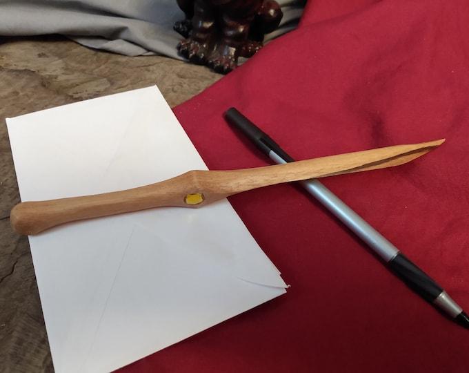 Maple Wood Letter Opener #5