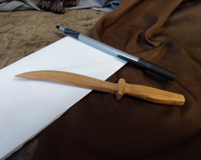 Maple Wood Letter Opener #15