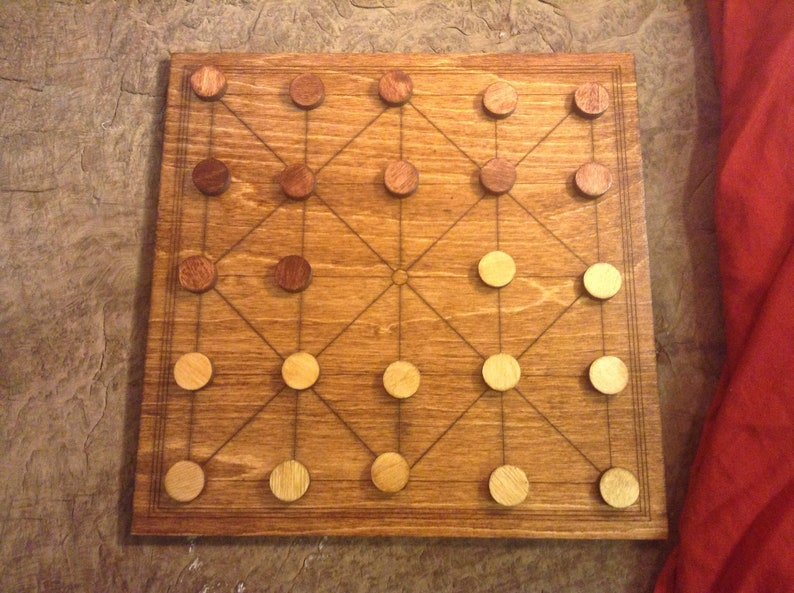 Alquerque Board Game image 0
