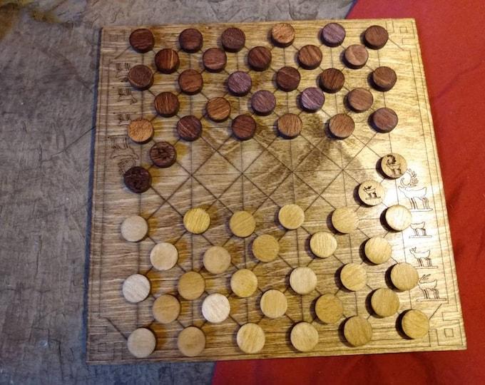 Dablot Prejjesne a Sàmi Board Game