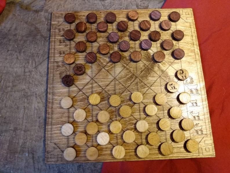 Dablot Prejjesne a Sàmi Board Game image 0