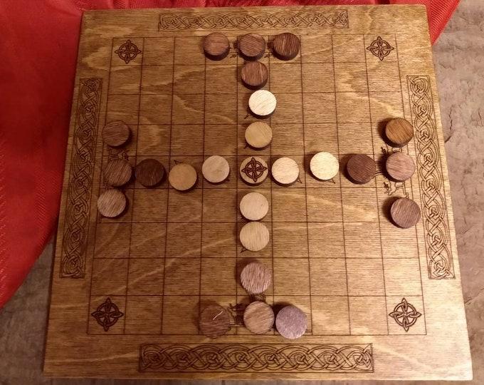 Tablut Board Game (Tafl)
