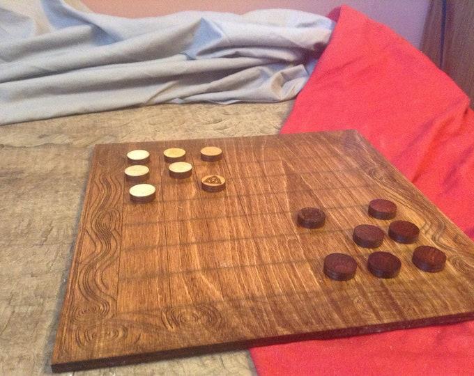 Seven Ravens Board Game