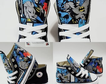 superhero converse for toddlers