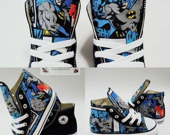 19237846000a Batman converse shoes