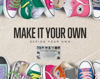 4d05243ec30 Design your own shoes Converse