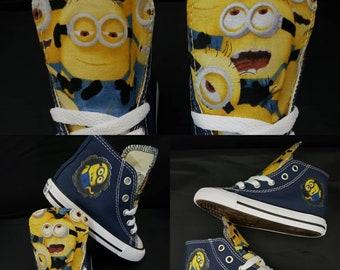 06604a27776 Minions Converse shoe