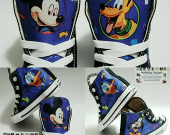 eeda90f689037c Blue Disney Mickey Mouse Clubhouse shoes