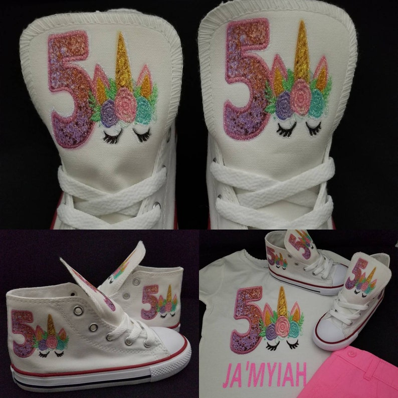 d5391659d0a Rainbow Unicorn Magical Unicorn Unicorn Theme girl Shoes