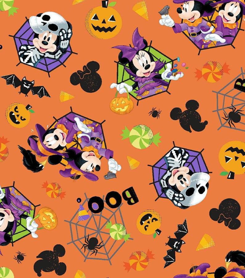 d962bc9019 Halloween Disney Mickey shoe orange and black Halloween