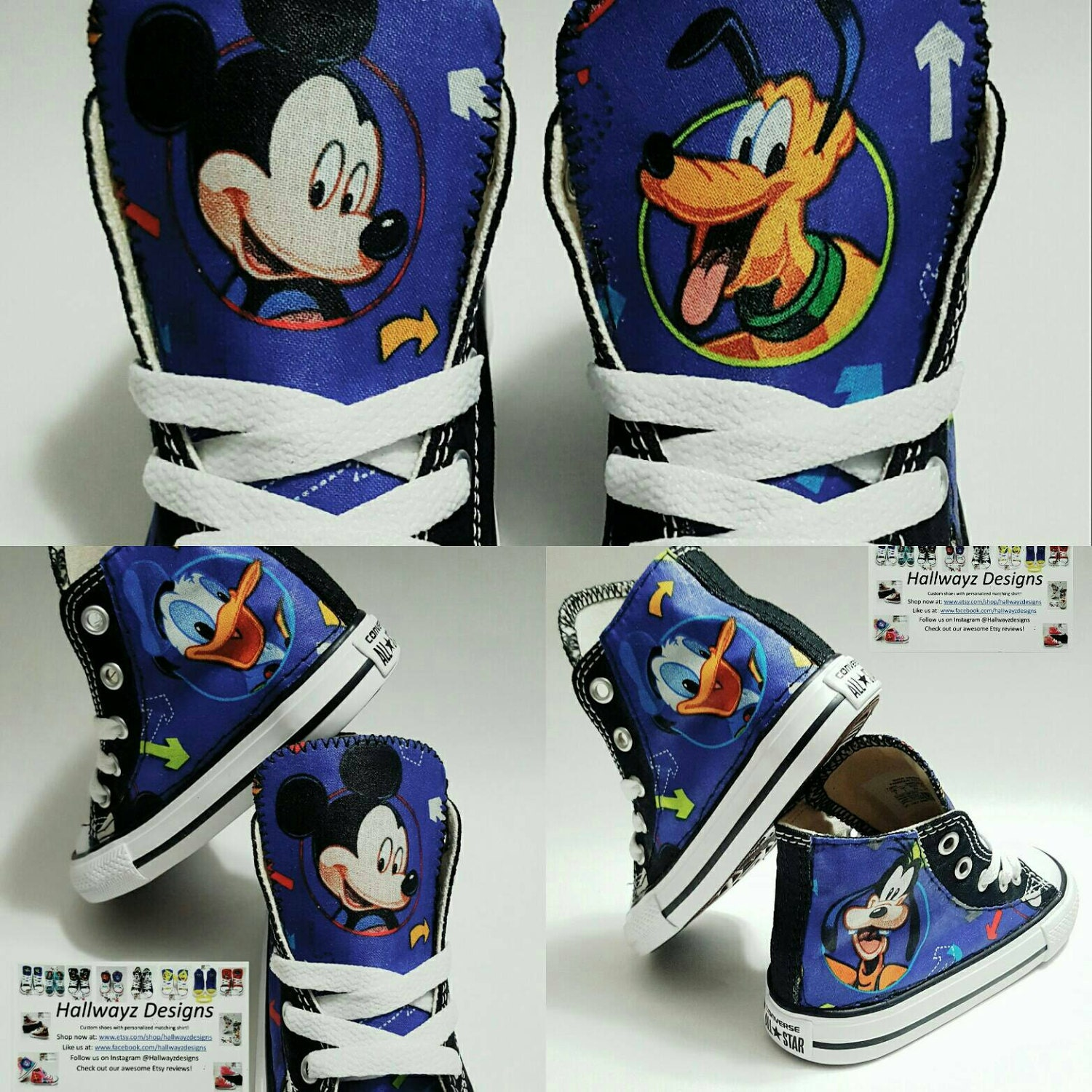 Blue Disney Mickey Mouse Clubhouse