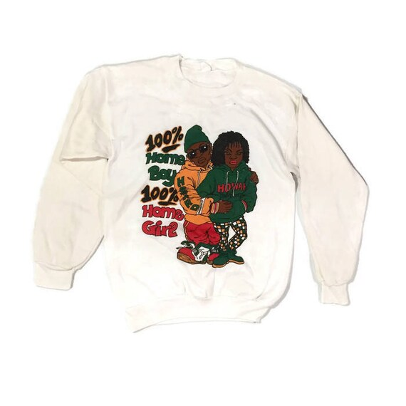 Vintage Homeboy Sweatshirt