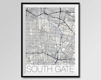 South Gate City Etsy