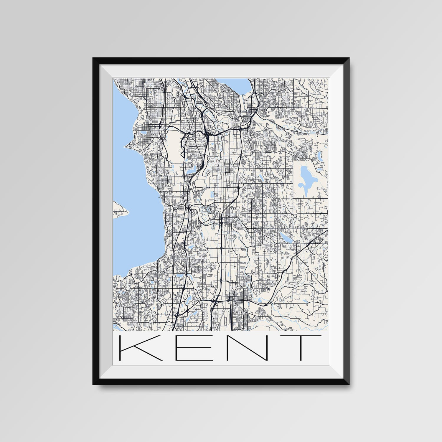 KENT Washington Map, Kent City Map Print, Kent Map Poster, Kent Wall on fraser valley regional district map, derbyshire map, norte map, hertfordshire map, sussex map, cornwall map, london map, scotland map, mercia map, khan map, isle of wight map, dorsetshire map, cleveland park map, maidstone map, flevoland map, wychwood map, united kingdom map, wales map, surrey map, hampshire map,
