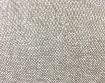 Brown Denim Print Fabric, Cotton Fabric, Quilting Fabric, Neutral Fabric, 2+ Yards, Bargain Fabric, Discount Fabric, Fabric Remnants, Sewing