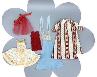 Vintage Dolls & Clothing