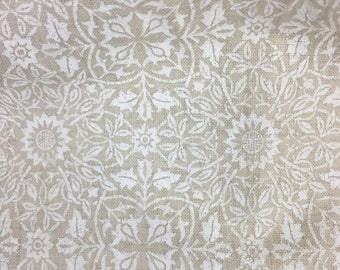 Country Quilting Fabric, Cottage Style, Country Floral Print, Cotton Fabric, Quilt Fabric, 2 Yards + 24 inches, 42 Wide, Fabric Remnants