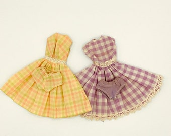 Vintage Dolls & Clothing