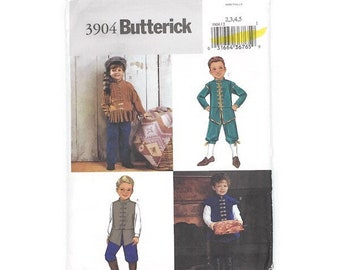 Costume Patterns