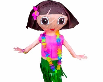 Dora the Explorer Pinata (custom)