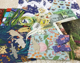 Paper Craft Kit Etsy