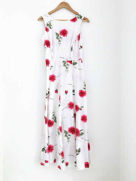 Laura Ashley Beautiful Floral Dress