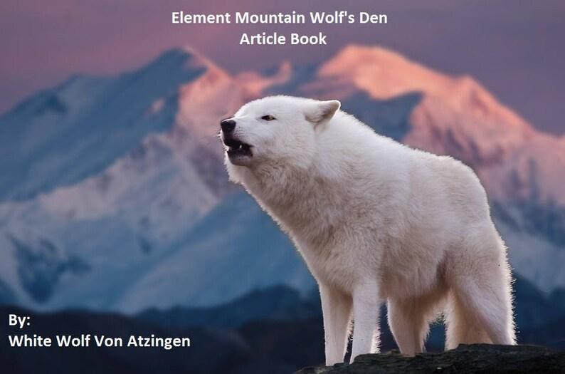 Wolf's Den ebook health animal plant kingdom universal image 0