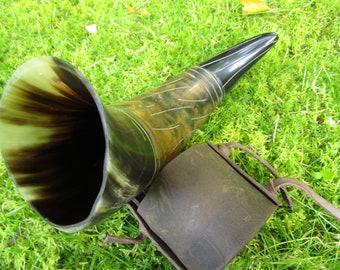 Drinking Horn, Viking drinking horn, Celtic drinking horn, Mead horn, Ale horn, Horn cup, horn mug, thanksgiving, halloween, yule