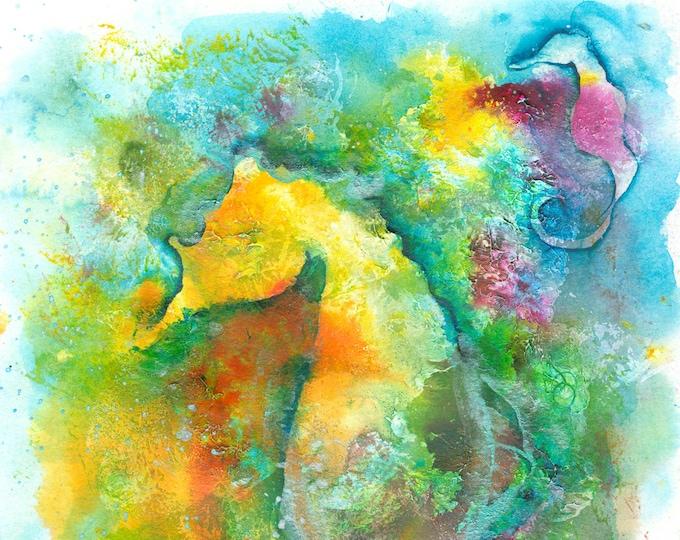 Seahorse Serenity