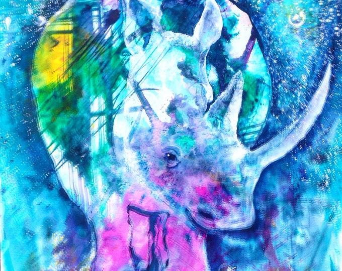 Rhino Rhapsody